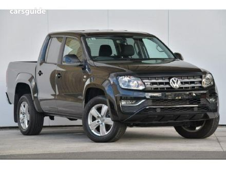 Used Volkswagen Amarok for Sale Melbourne VIC | carsguide