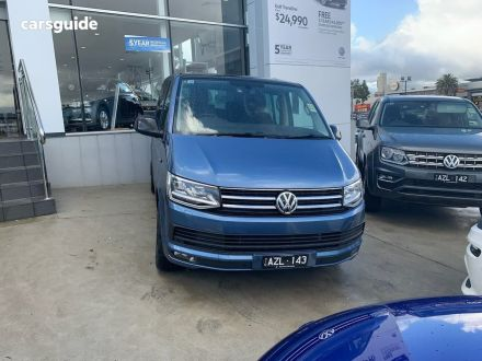 Volkswagen Multivan Station Wagon for Sale Burwood 3125, VIC