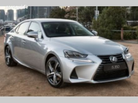 2019 Lexus IS350
