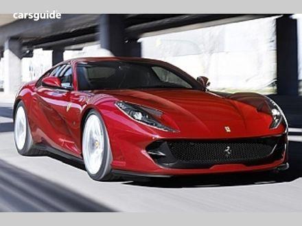 2019 Ferrari 812
