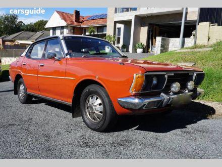 1976 Datsun 180B