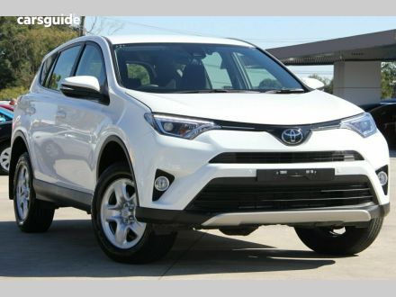 Used rav4 melbourne