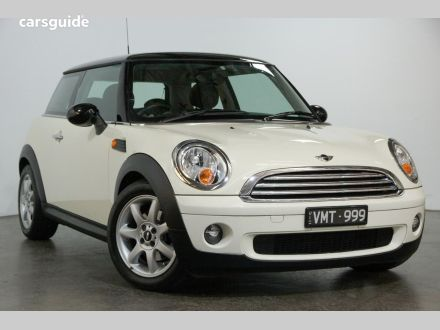 Dealer Used Mini Cooper For Sale Melbourne Vic Carsguide
