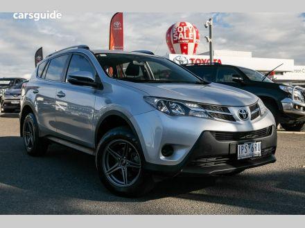 Used Toyota Rav4 For Sale >> Toyota Rav4 For Sale Melbourne Vic Carsguide