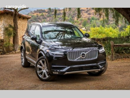 Volvo Xc90 Commercial >> Volvo Xc90 Commercial Vehicle For Sale Carsguide