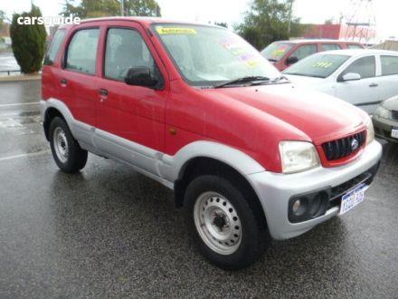 2001 Daihatsu Terios