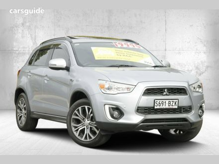 Mitsubishi Asx For Sale With Bull Bar Carsguide