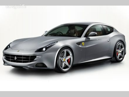 2019 Ferrari FF
