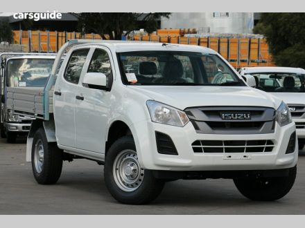 Used Isuzu for Sale Sydney NSW | carsguide