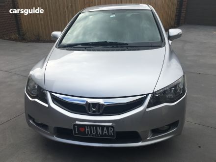 Used Honda Civic Hybrid For Sale Melbourne Vic Carsguide