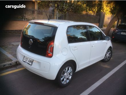 2012 Volkswagen UP!