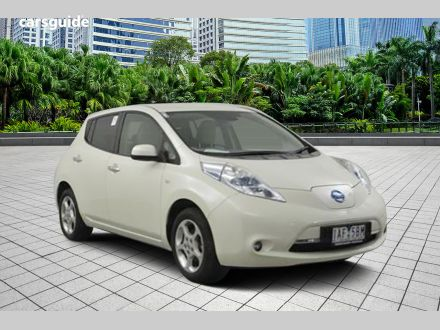 Nissan Leaf For Sale >> Nissan Leaf For Sale Melbourne Vic Carsguide