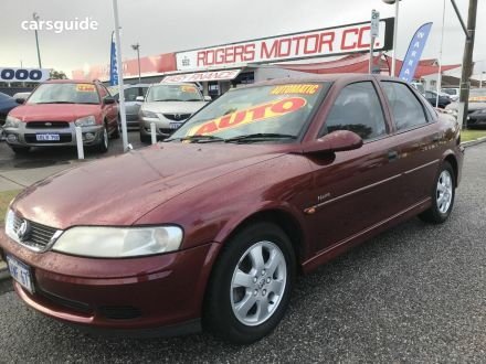 2001 Holden Vectra