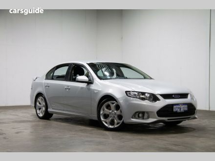 Ford Falcon Sedan for Sale with Alloy Wheels | carsguide
