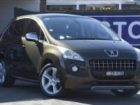 Peugeot 3008 XSE 1 6 HDi 2010 Price & Specs | CarsGuide