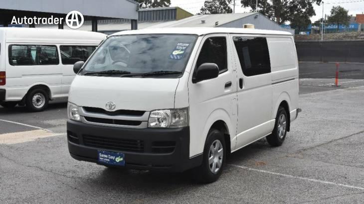 fb95aef52b Toyota Hiace Cars for Sale in Perth WA