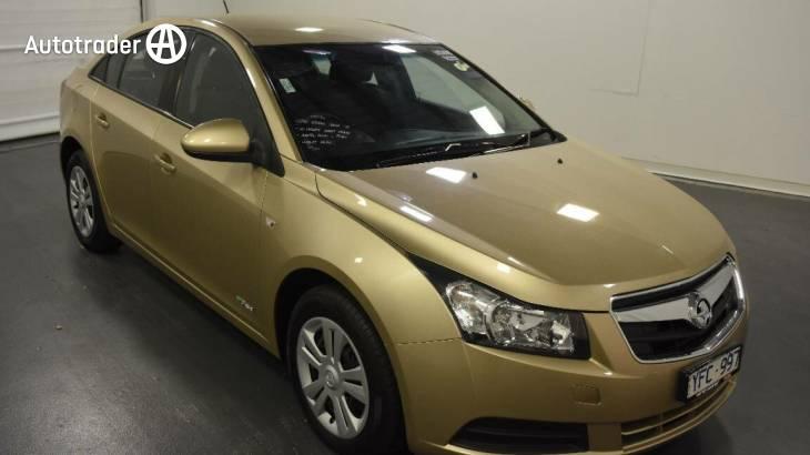2010 Holden Cruze