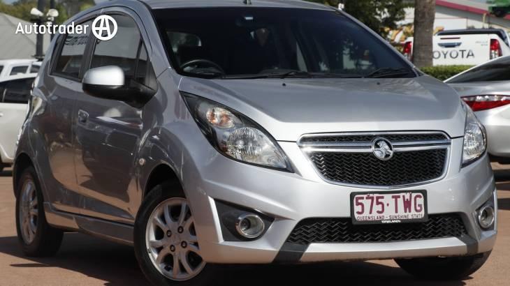 2013 Holden Barina Spark