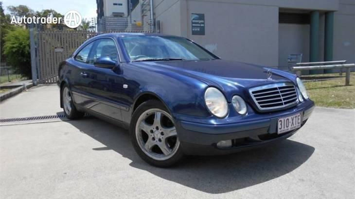 1998 Mercedes-Benz CLK320
