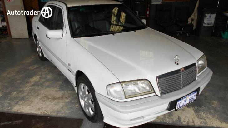 1998 Mercedes-Benz C180