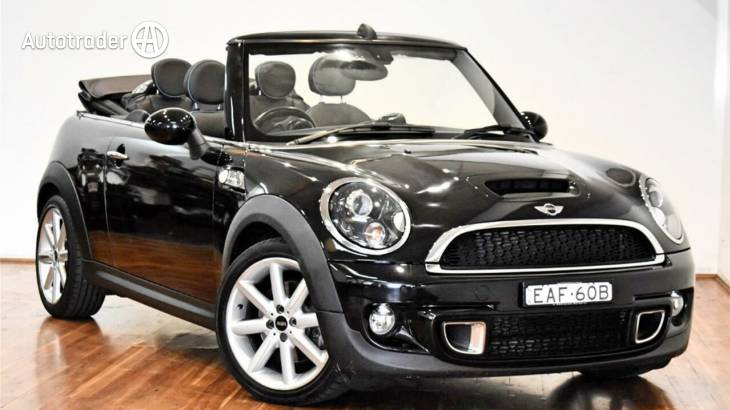 2012 Mini Cabrio Cooper S Highgate For Sale 24990 Autotrader