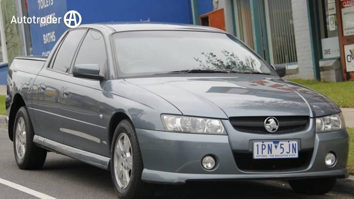 2006 Holden Crewman