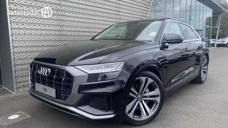 2019 Audi Q8 55 Tfsi Quattro Hybrid For Sale 154990 Autotrader