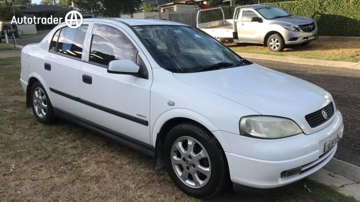 2002 Holden Astra