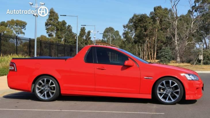 2011 Holden Commodore