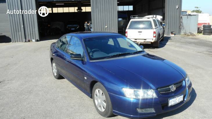 Blue Holden Commodore Executive Sedan for Sale | Autotrader