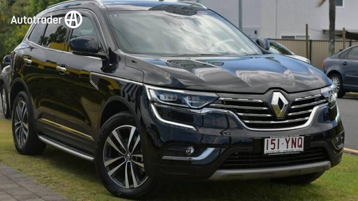 2018 Renault Koleos Intens 4x4 For Sale 41990 Autotrader