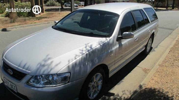 2006 ford falcon bf futura station wagon
