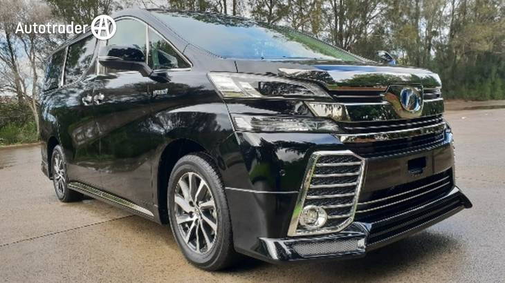 2016 Toyota Vellfire Zr G Edition For Sale 86 888 Autotrader