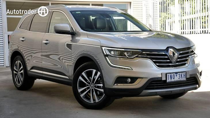 2018 Renault Koleos Intens 4x4 For Sale 38490 Autotrader