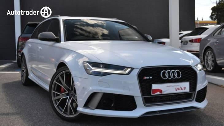 2017 Audi Rs6 Avant For Sale Autotrader