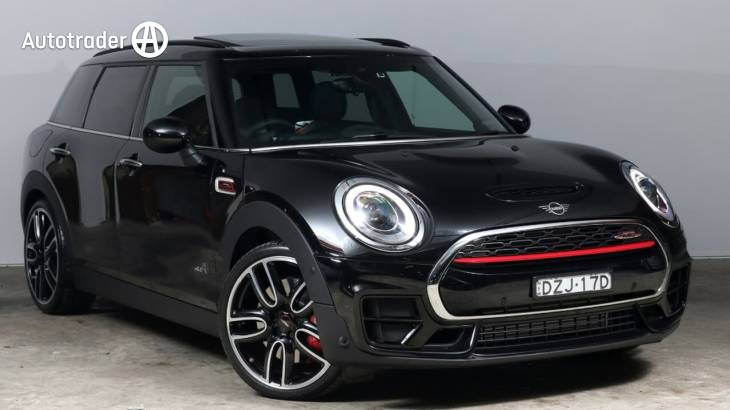 2018 Mini Clubman John Cooper Works All 4 For Sale 69990 Autotrader