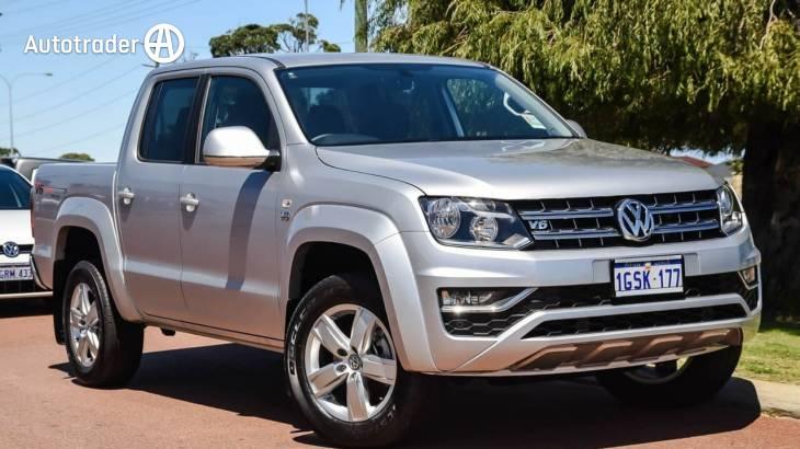 2018 Volkswagen Amarok V6 TDI 550 Sportline for sale $47,000