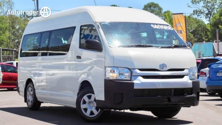 318f35479e 2017 Toyota HiAce Commuter (12 Seats) for sale  48