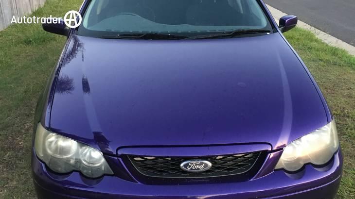 2004 Ford Falcon