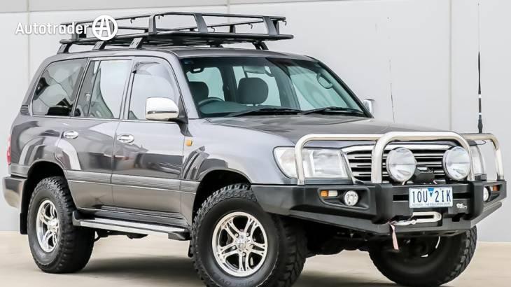 2003 Toyota Landcruiser