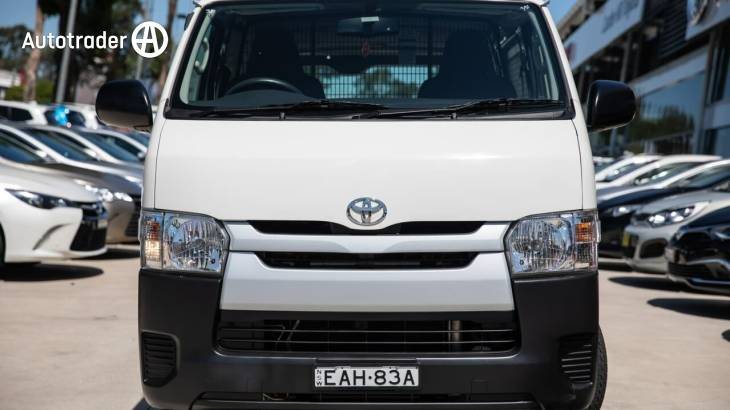 4100405070 2015 Toyota HiAce LWB for sale  32
