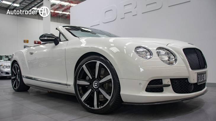 2012 Bentley Continental