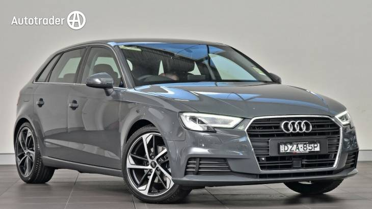 2018 Audi A3 35 Tfsi Sprtbck 14 Tfsi Cod For Sale 52000