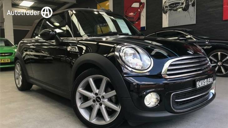2014 Mini Cabrio Cooper Steptronic Highgate For Sale 24950