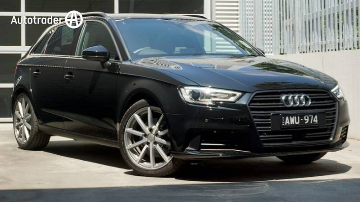 2018 Audi A3 20 Tfsi Sportback Black Edit For Sale 49900 Autotrader