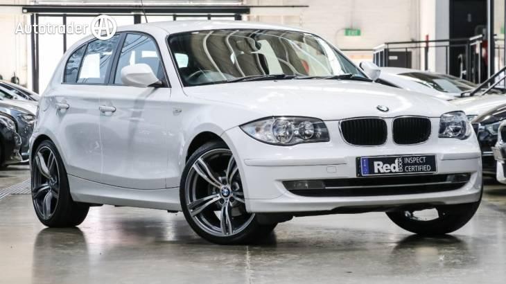 2011 BMW 118d