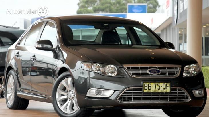 2009 Ford Falcon