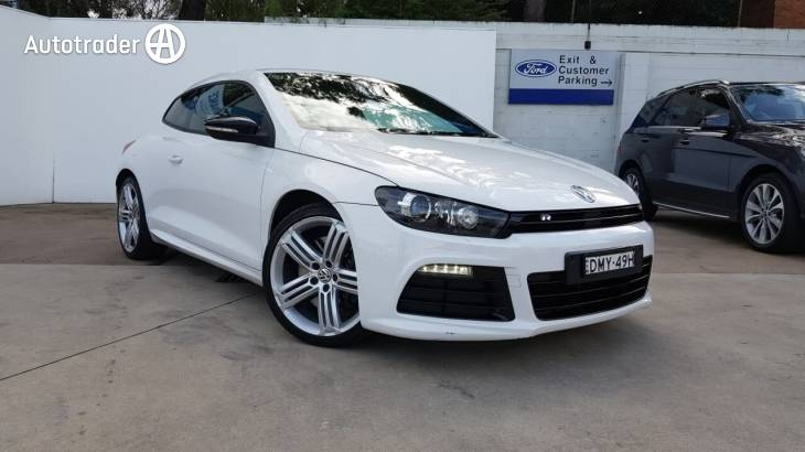 White Volkswagen Scirocco Cars For Sale Autotrader