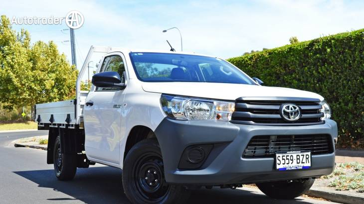 Toyota Hilux 2017 2 Door Cars for Sale in Adelaide SA | Autotrader