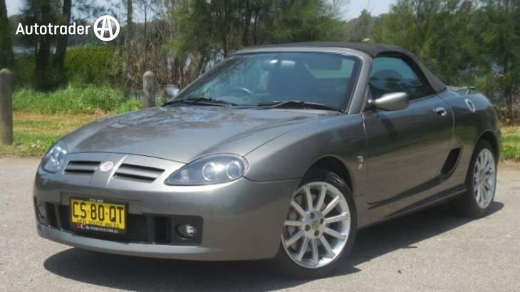 2003 MG F
